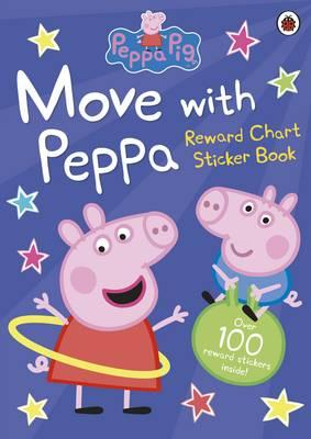 Peppa Pig: Move with Peppa! - childrens character books