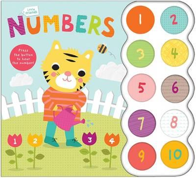 Numbers Sound Book - toddler book